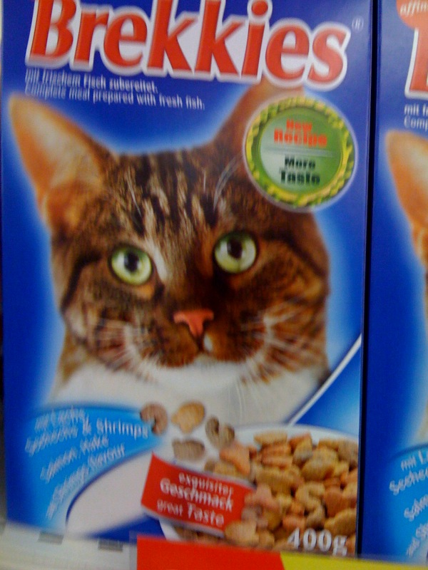 Brekkies Cat Food Wilko
